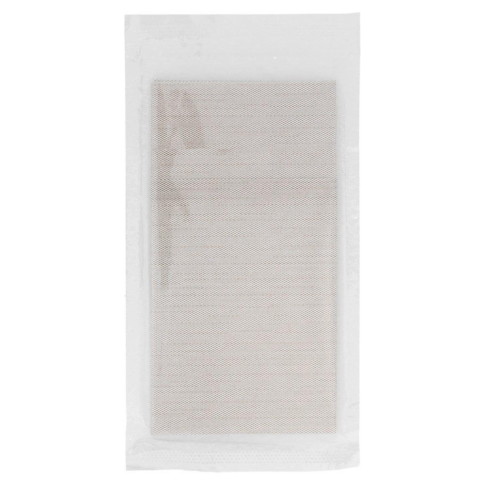 Serviette-étui intissé effet tissu chocolat sous sachet 40x39cm - par 300
