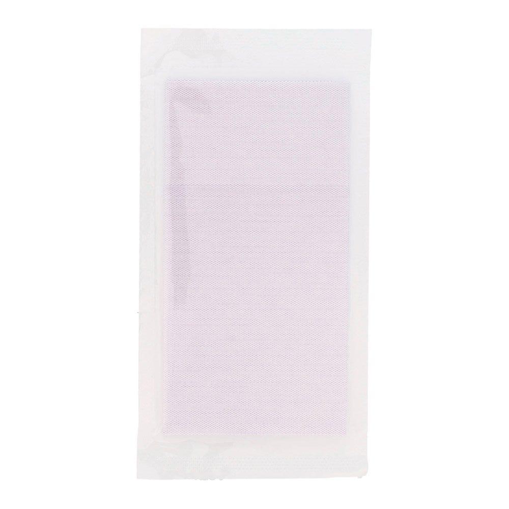 Serviette-étui intissé effet tissu parme sous sachet 40x39cm - par 300