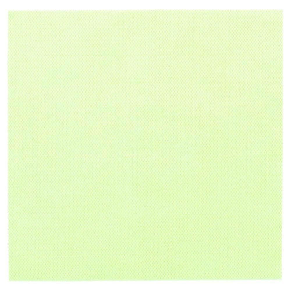 Serviette intissé pistache effet tissu 40x40cm - par 600