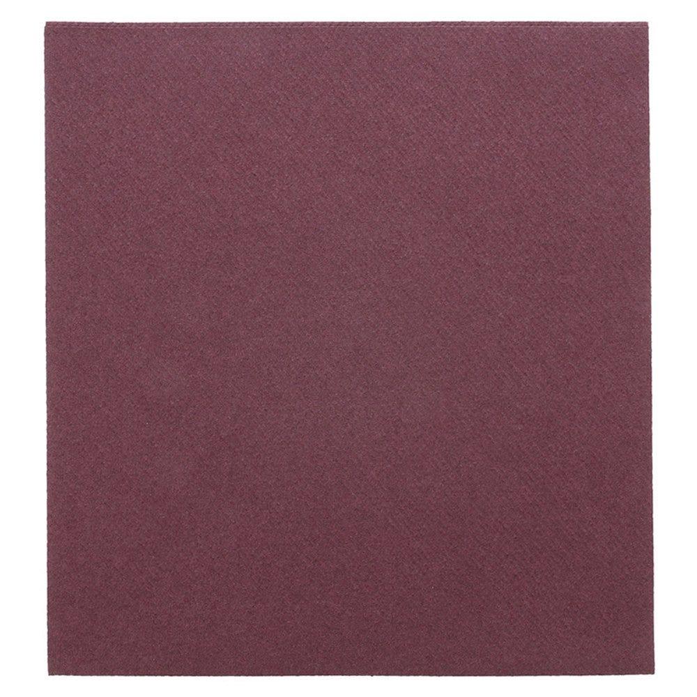 Serviette intissé prune 40x40cm - par 700