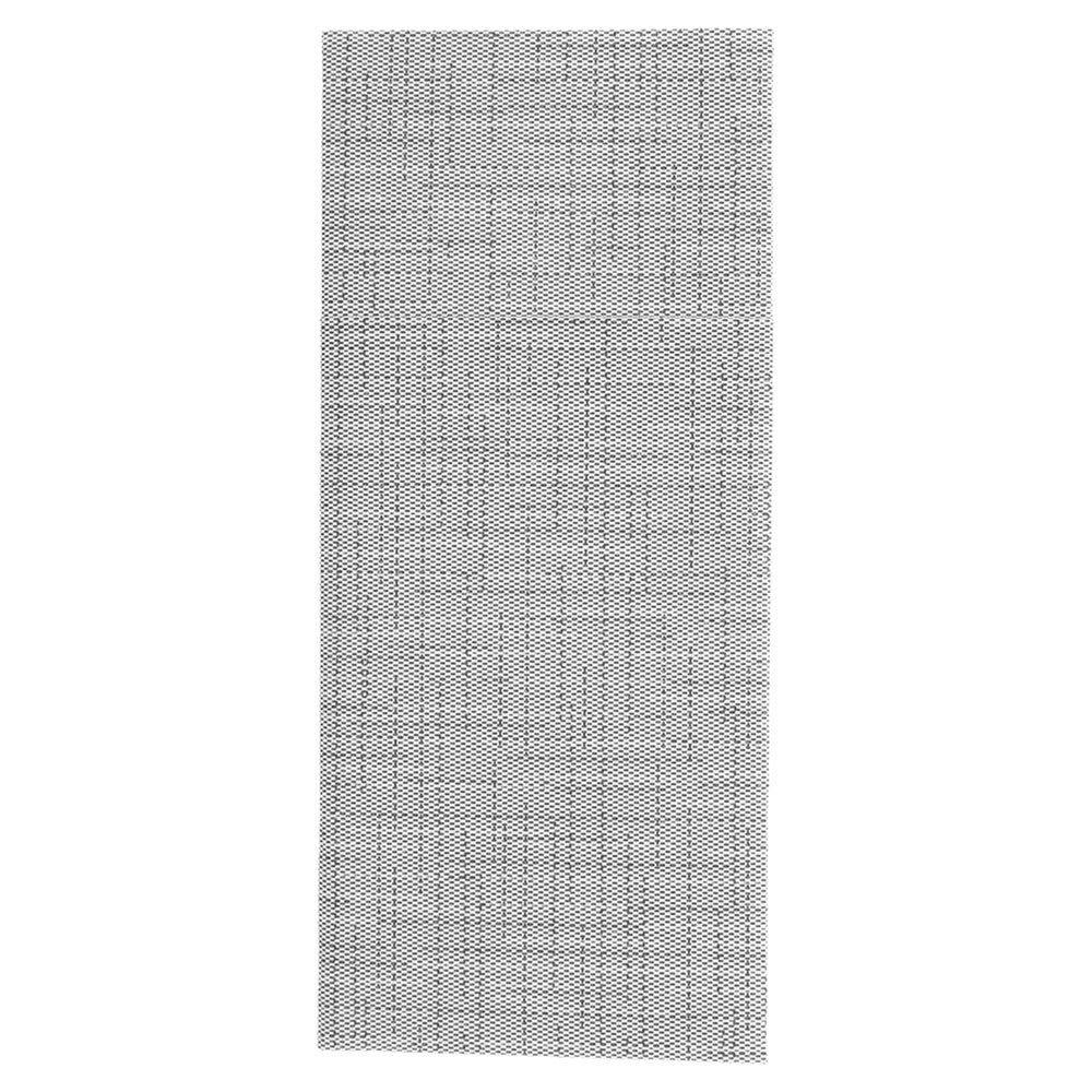 Serviette-étui pour couverts intissé effet matière Graphite 33x40cm - par 700