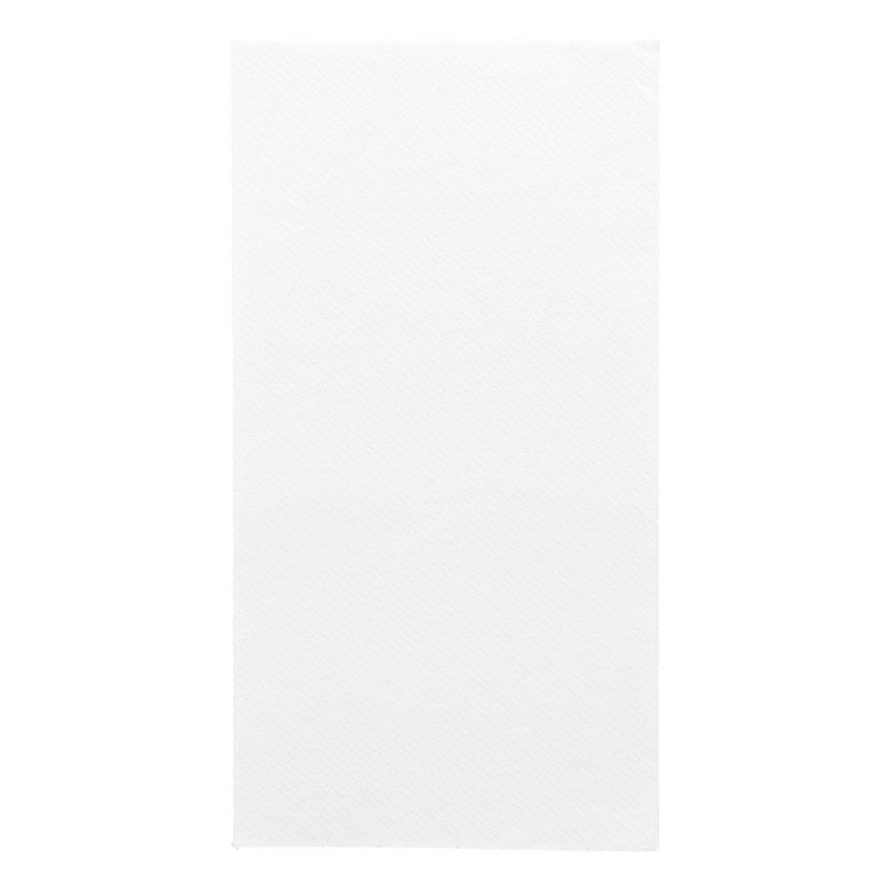Serviette intissé blanc 1/6 30x40cm - par 900