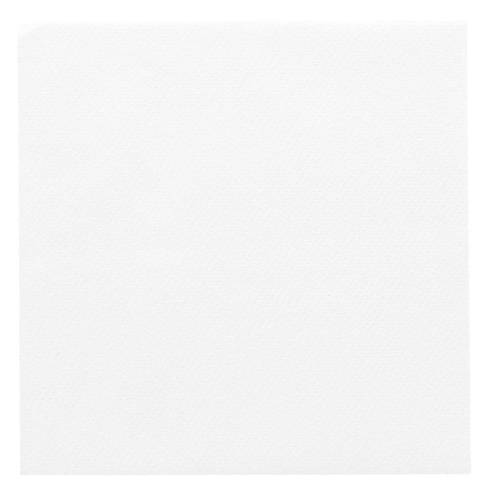 Serviette intissé blanc 20x20cm - par 3600