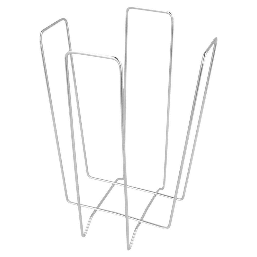 Distributeur de serviettes fil MET 11x11x18cm - par 1