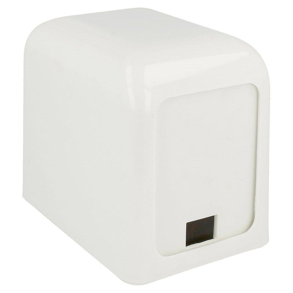 Distributeur 100 serviettes Mini servis ABS blanc 15x10x12,5cm - par 12