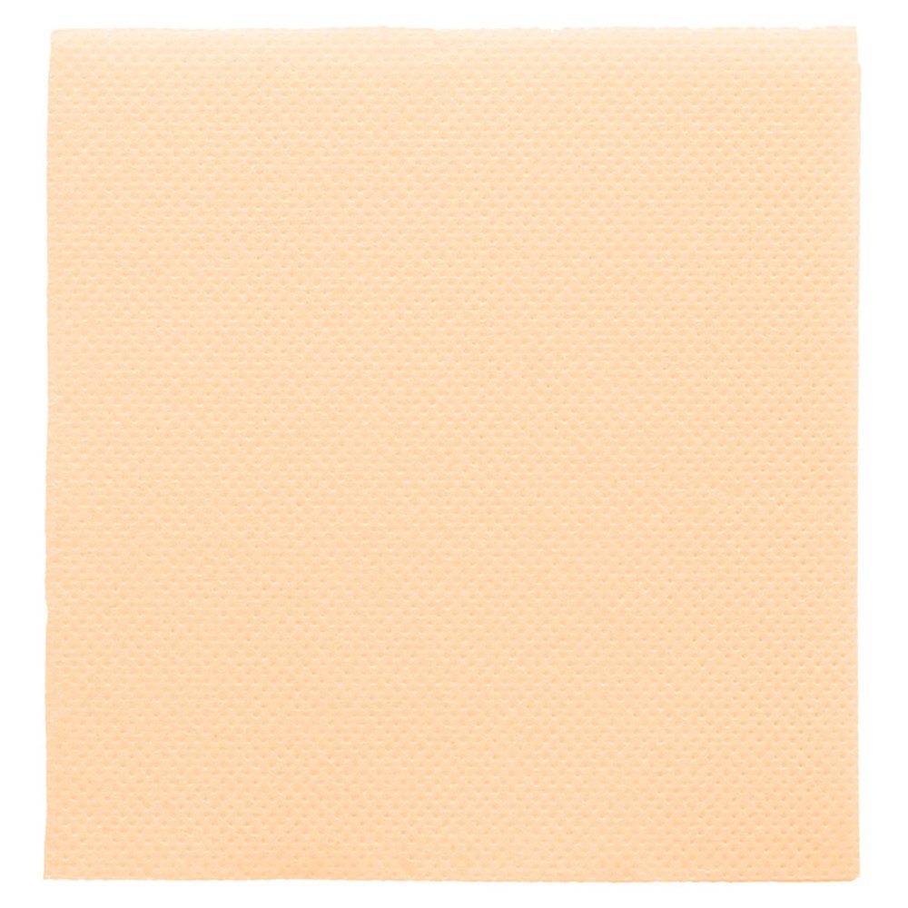 Serviette en ouate gaufré 2 plis ivoire 20x20cm - par 2400