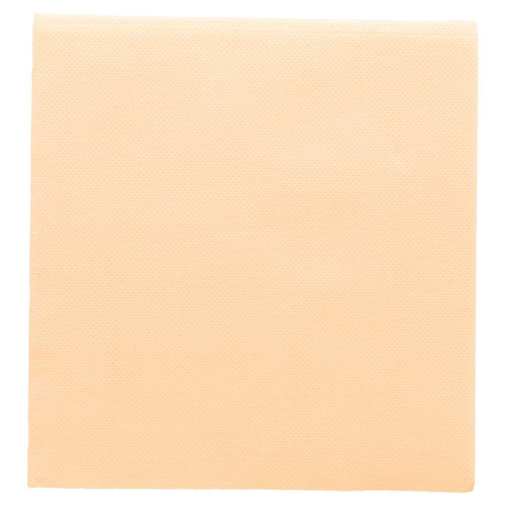Serviette en ouate gaufré 2 plis ivoire 33x33cm - par 1200