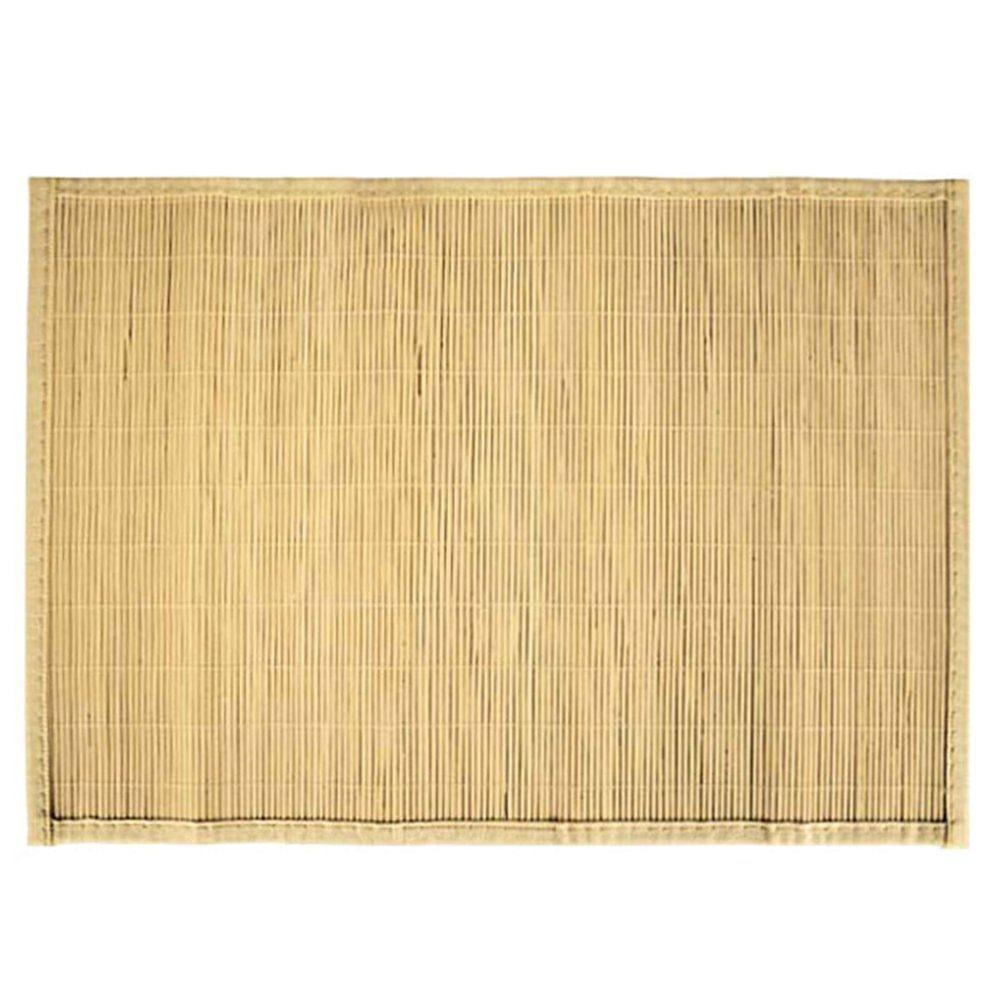 Set de table en bambou naturel 33x44cm - Por 50