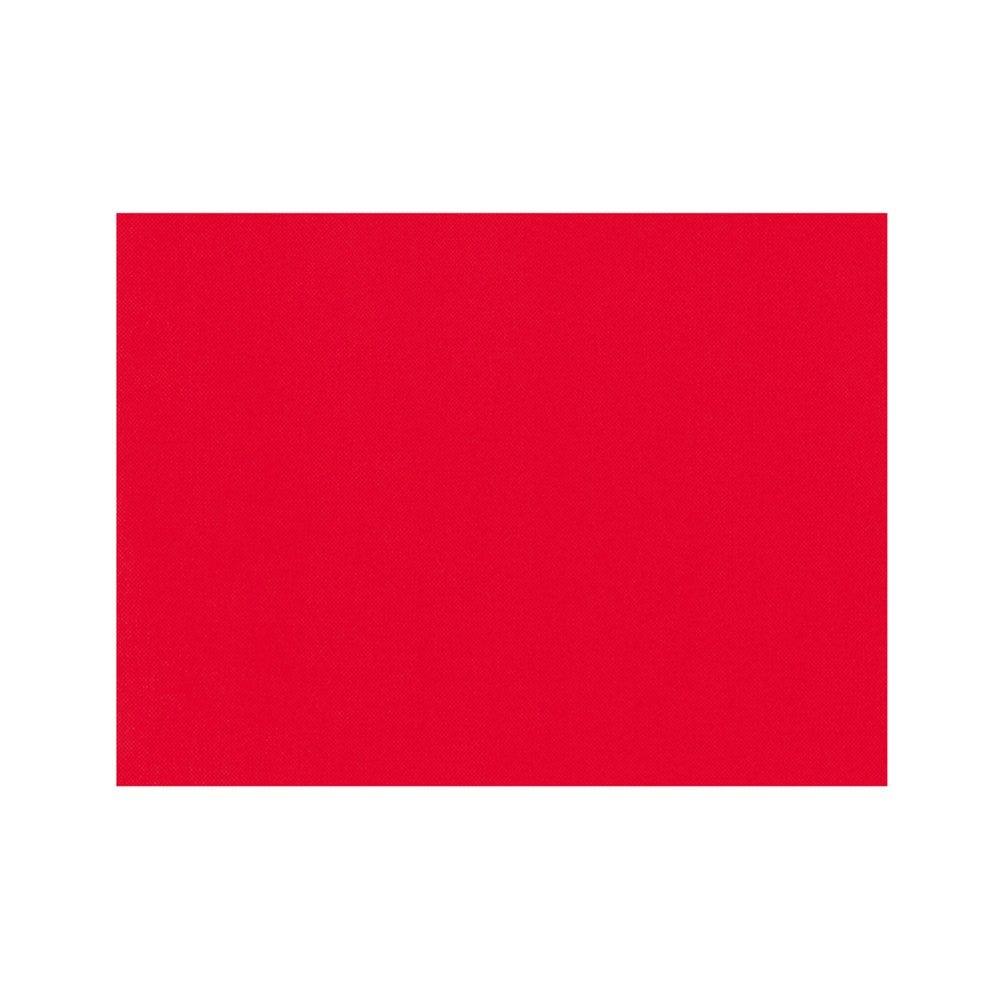 Set de table intissé rouge 30x40cm - par 800