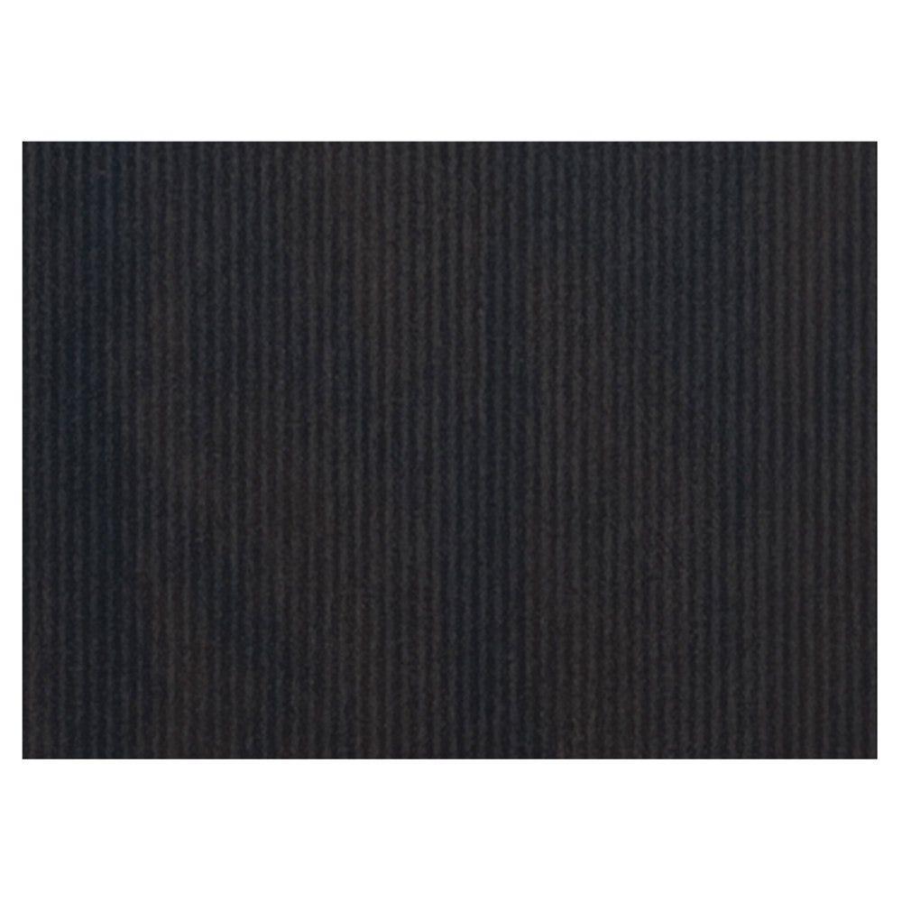Set de table kraft vergé noir 31x43cm - par 2000