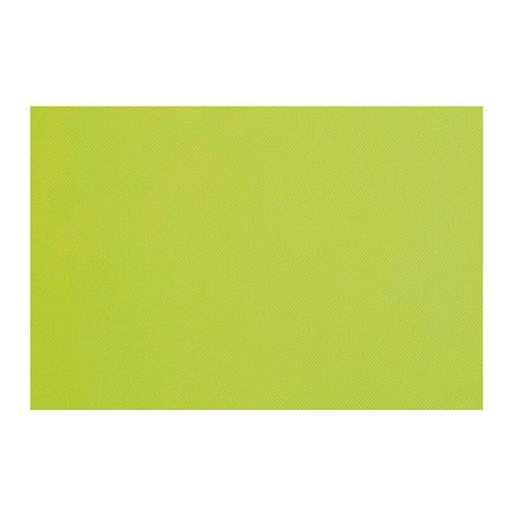 Set de table intissé vert lime 30x40cm - par 800