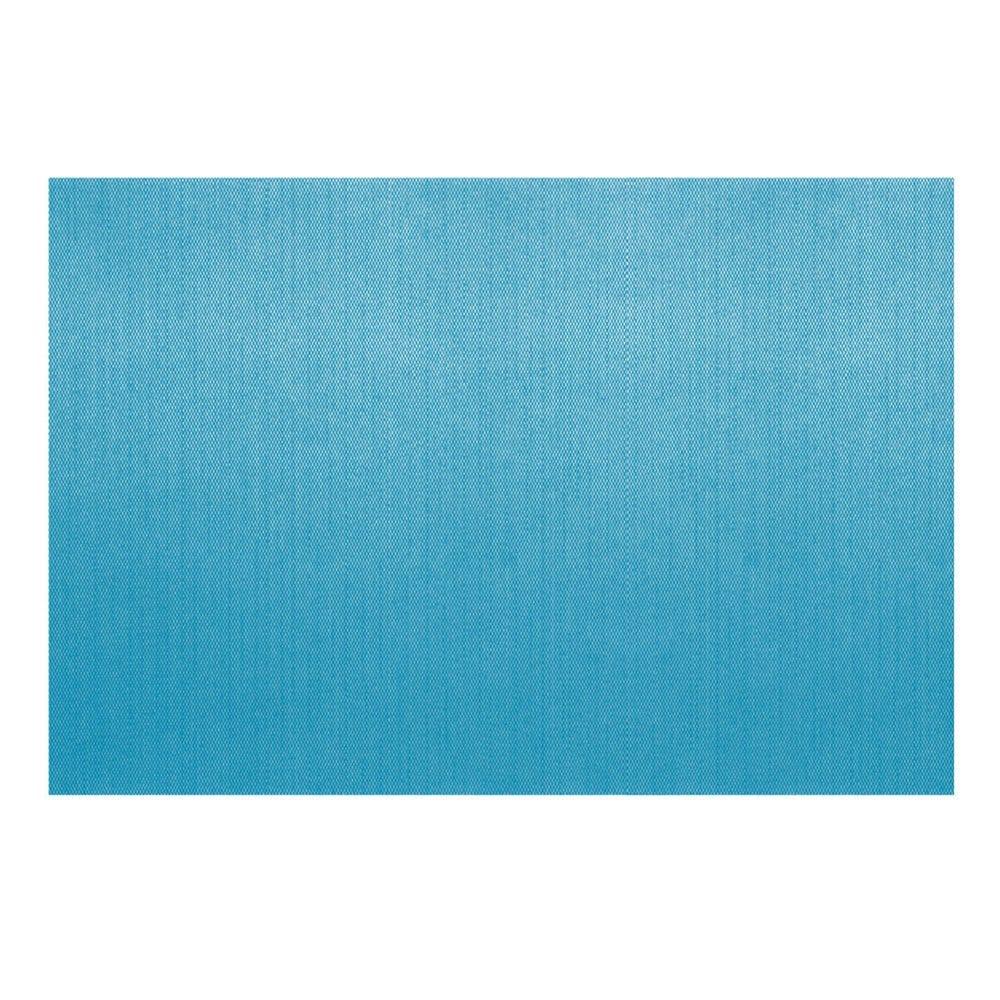 Set de table intissé tramé turquoise 30x40cm - par 800