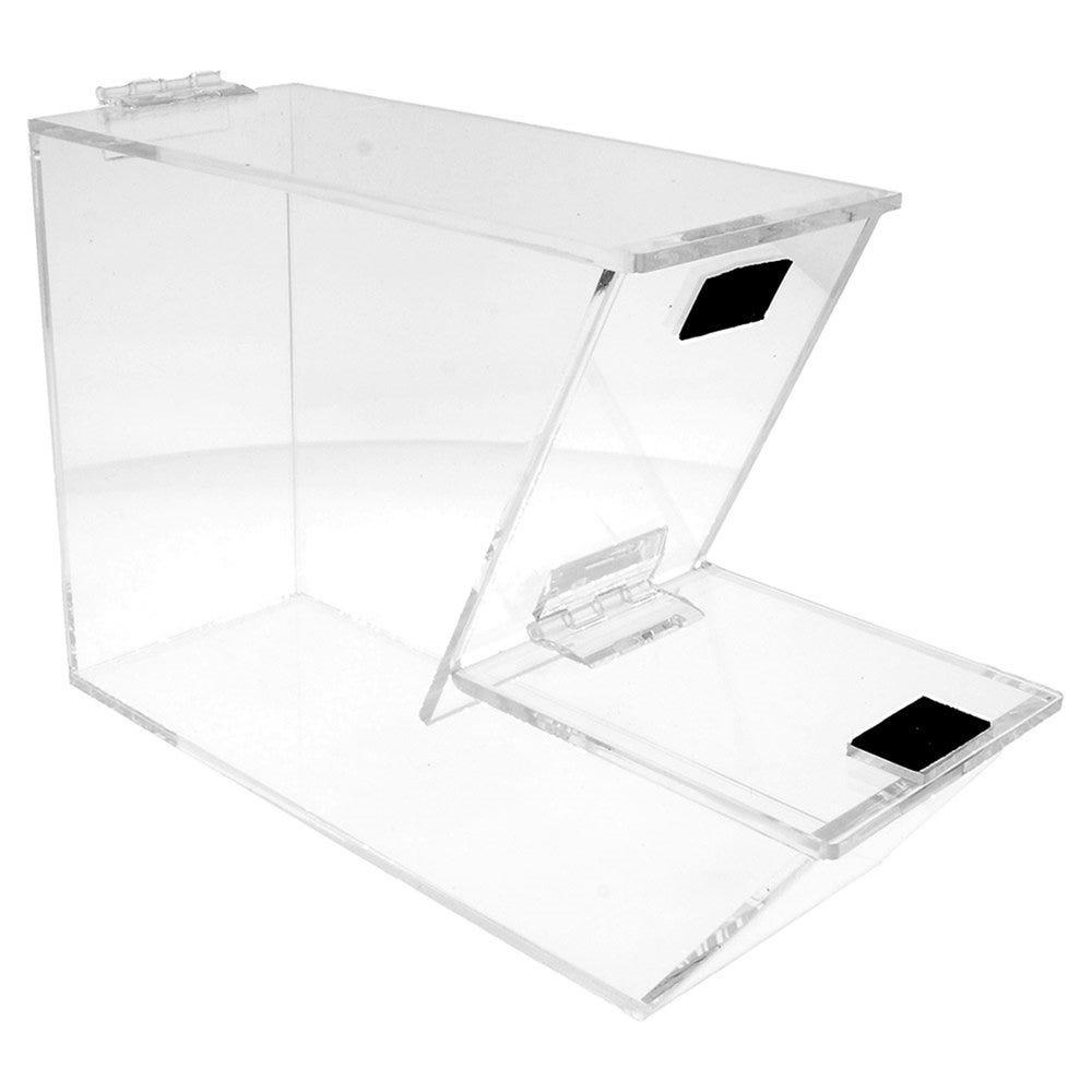 Coffret vrac self service transparent empilable 28x18x10cm - par 1 (photo)