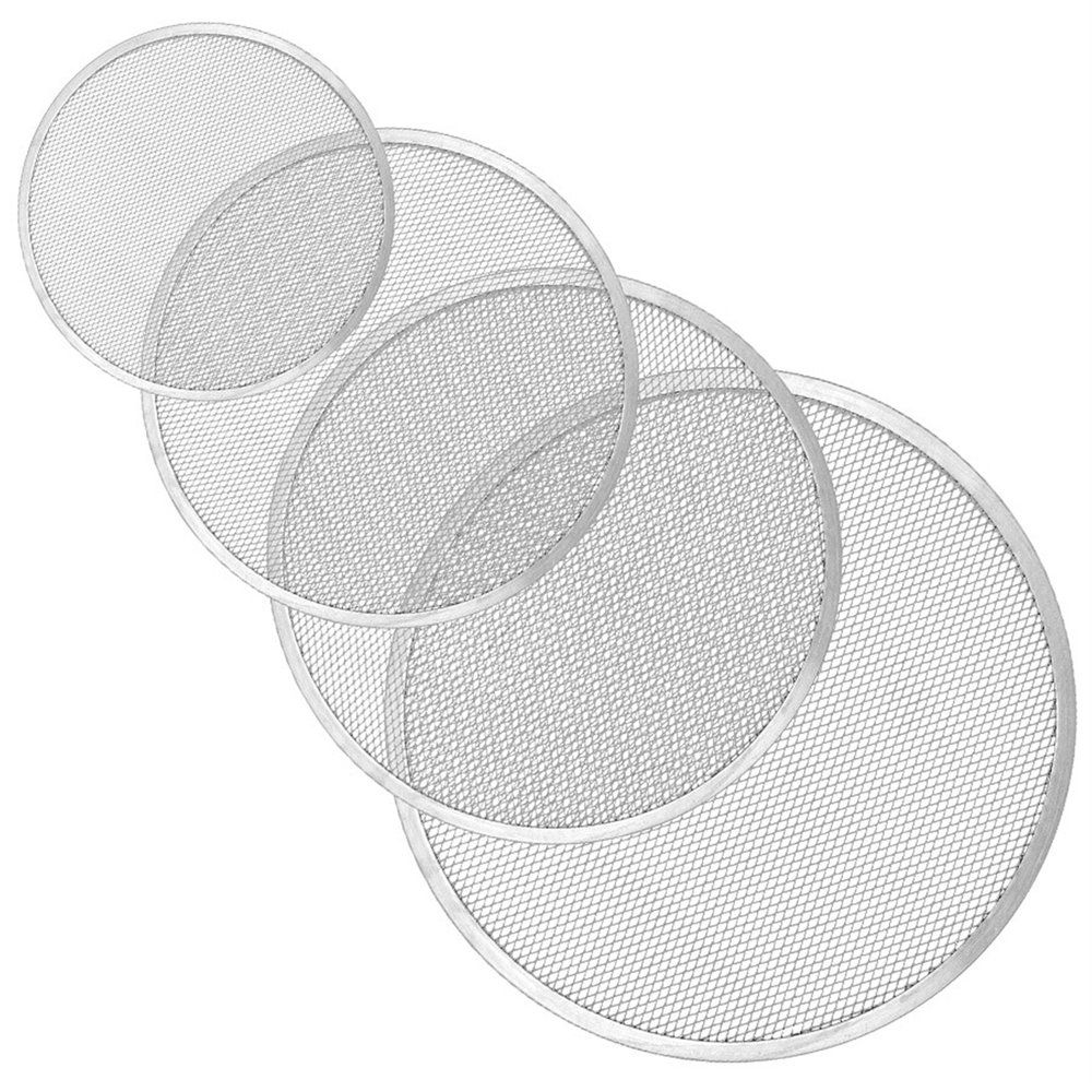Grille ronde à pizza Ø45,7cm aluminium