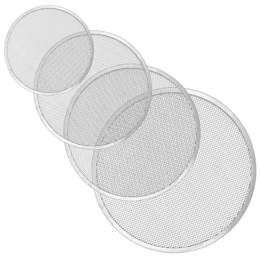 Grille ronde à pizza Ø30cm aluminium