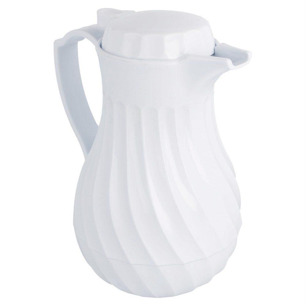 Thermos Connoisserve en polycarbonate blanc 600ml 12x19,5cm