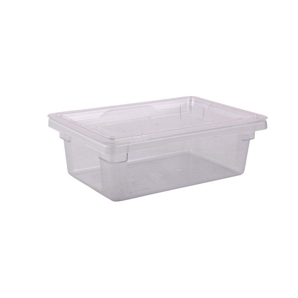 Bac alimentaire 12L 45,6x30,2x15,2cm transparent