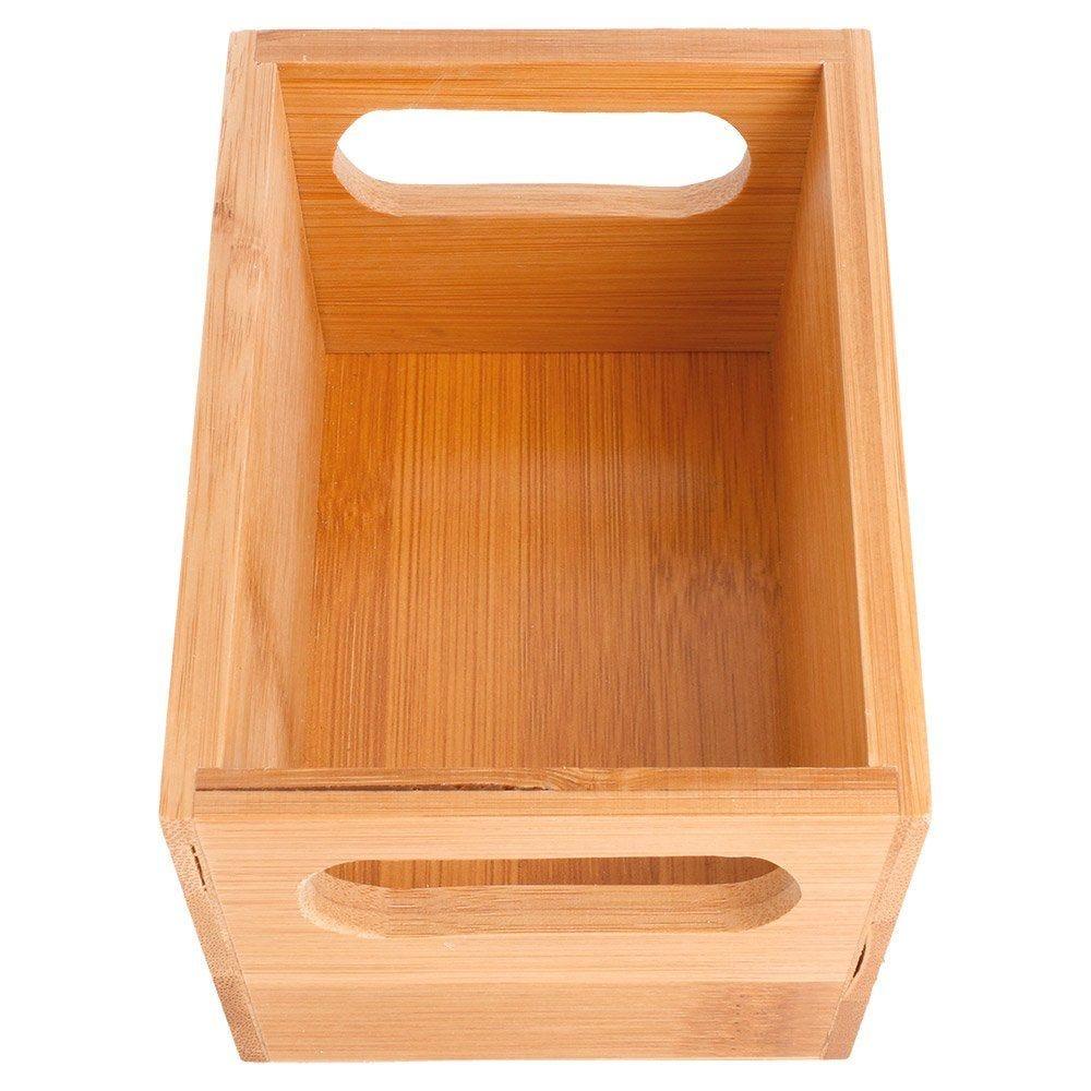 Corbeille à pain 15x10x7cm bambou (photo)
