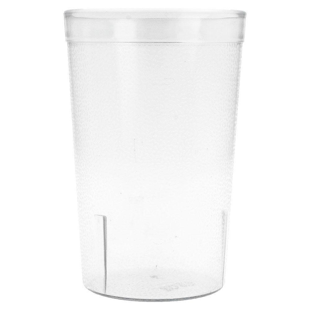 Gobelet réutilisable transparent 285ml Ø7x11cm - par 12
