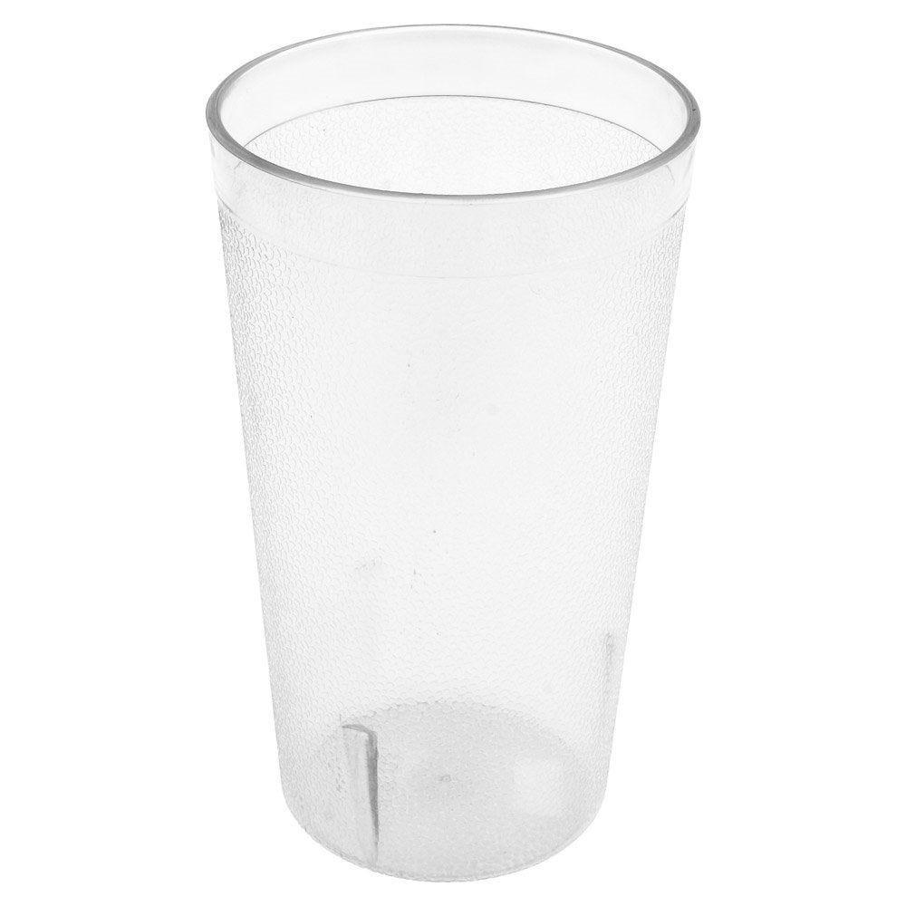 Gobelet réutilisable transparent 360ml Ø5,5x12,7cm - par 12