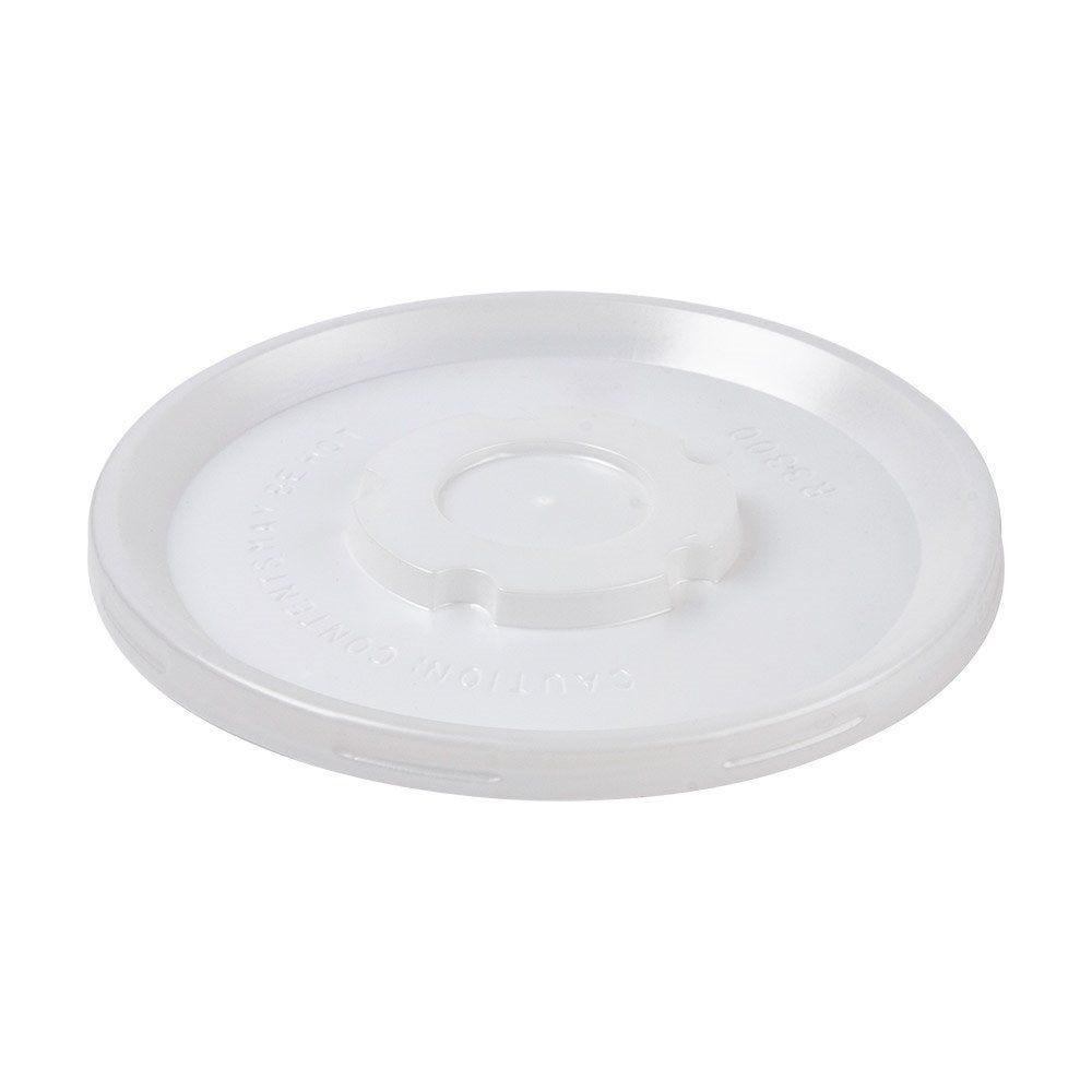 Couvercle PS pour pot à glace 500ml Ø11cm - par 500