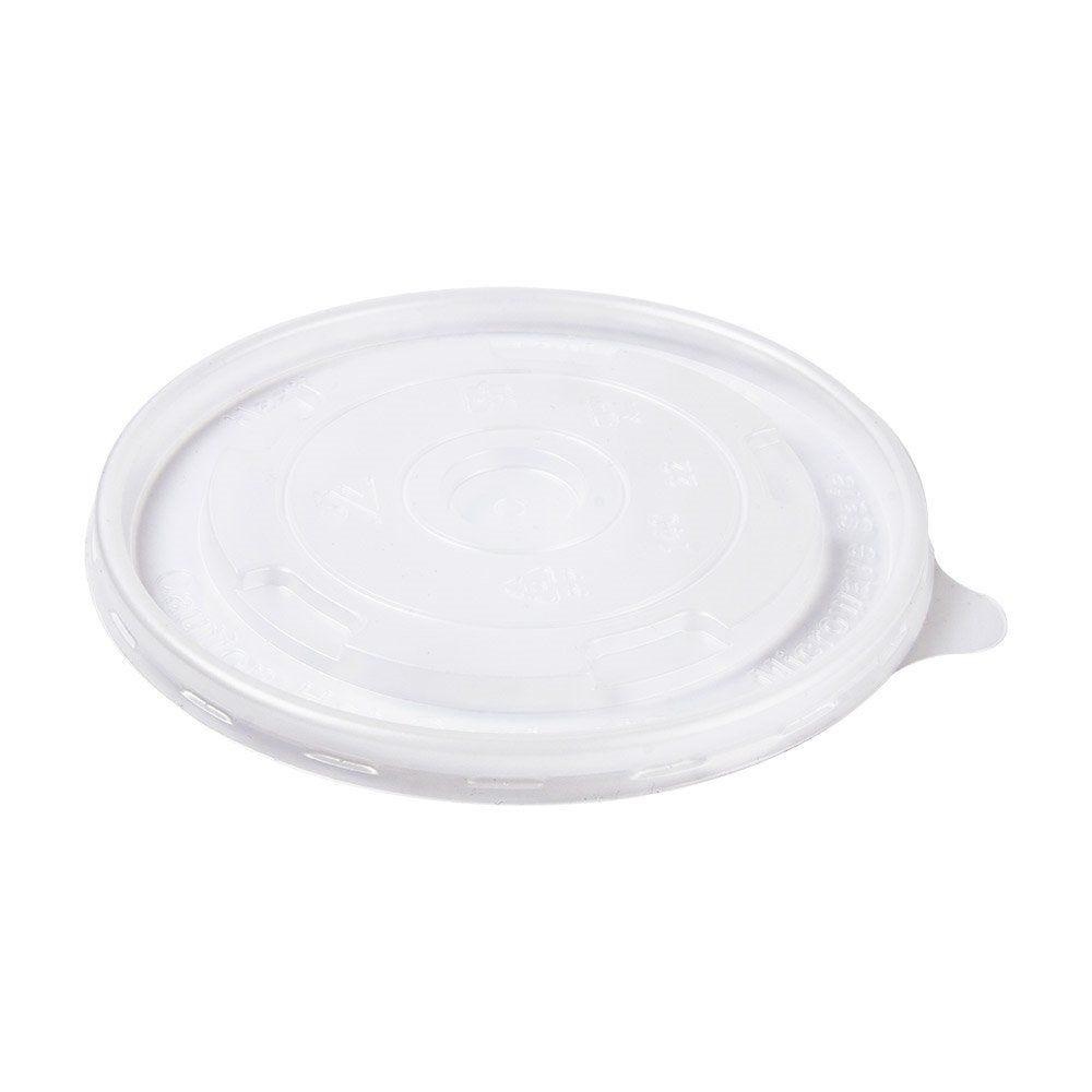 Couvercle PS pour pot à glace 1000ml Ø13,5cm - par 500
