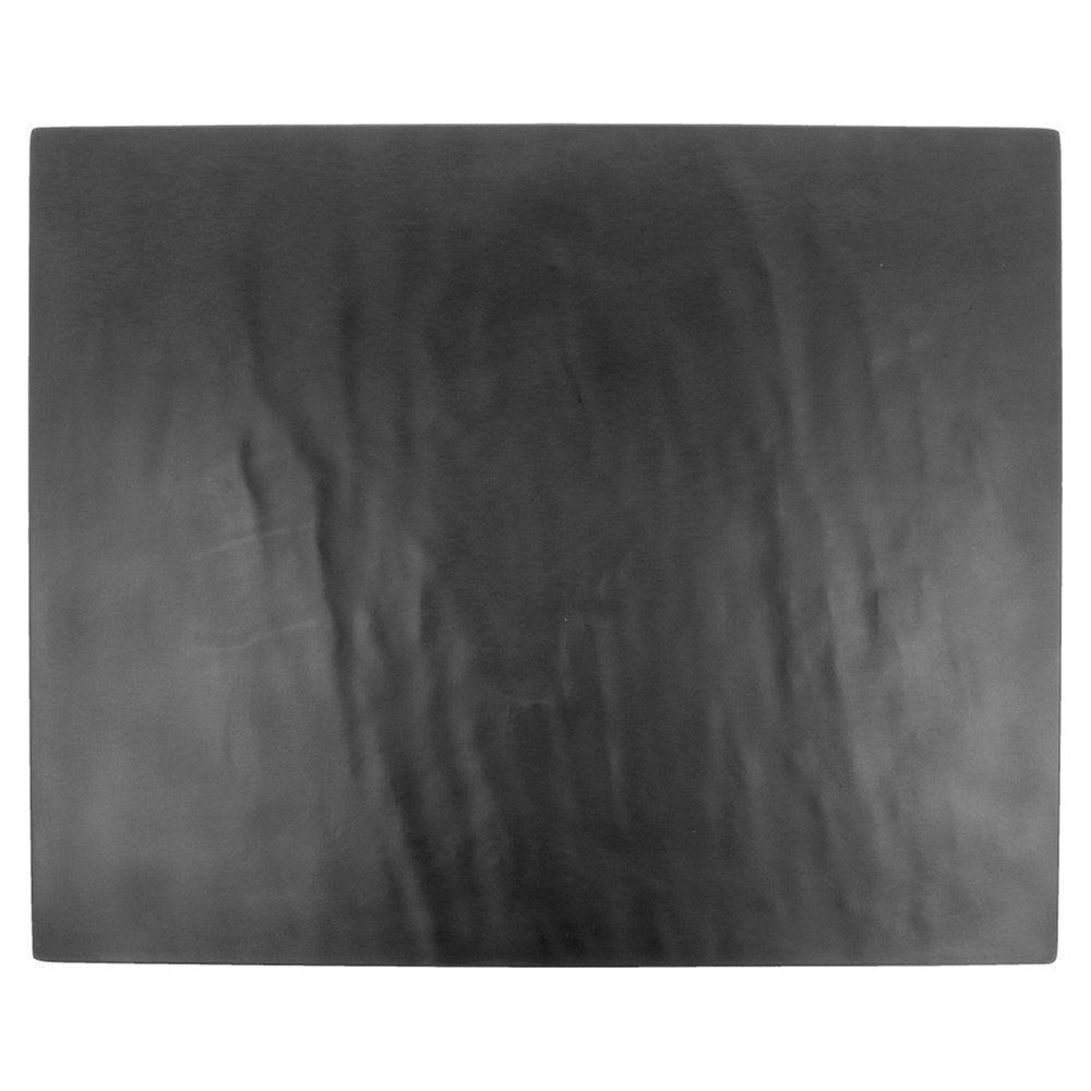 Plateau imitation ardoise mélamine 26,5x16cm - par 6