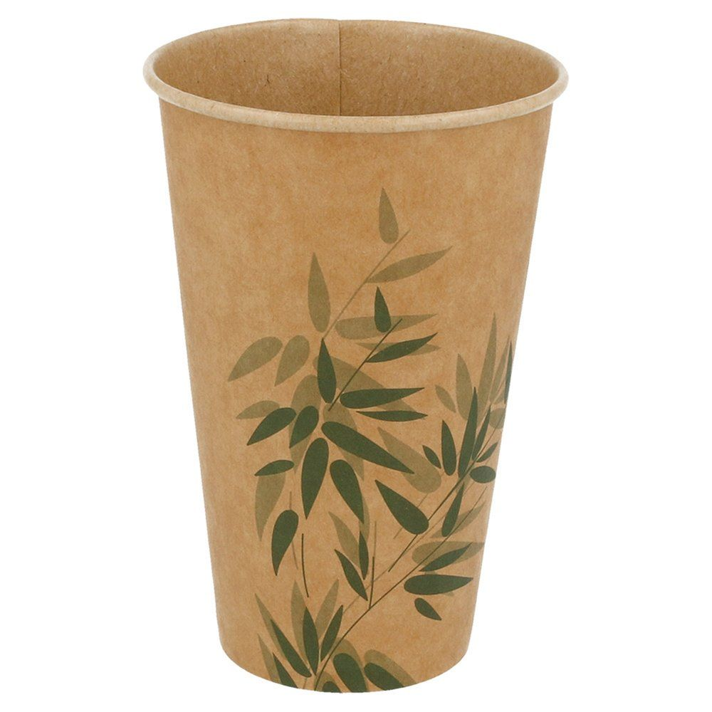 Gobelet boissons froides en carton Feel Green 36cl - par 100