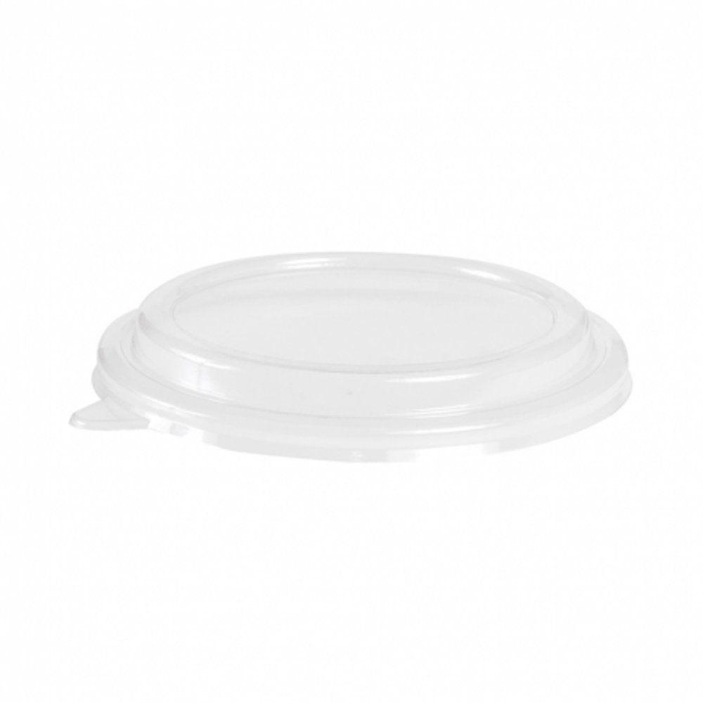 Couvercle transparent PET Ø15cm pour saladier 500/750/1000cc - par 50