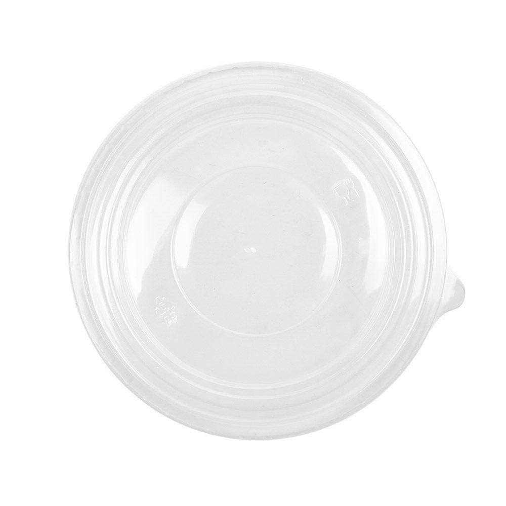 Couvercle transparent PP Ø18,4cm pour saladier 1300cc - par 50
