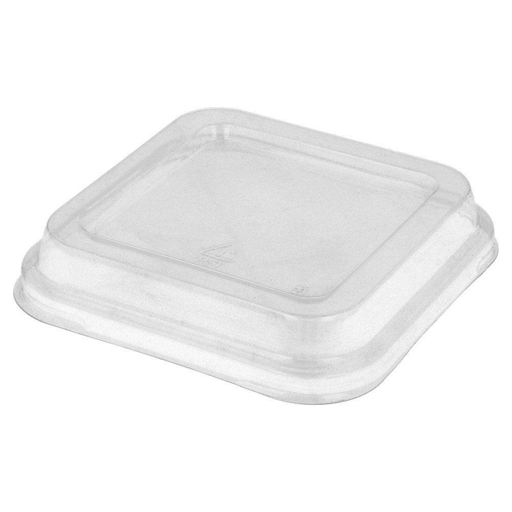Couvercle transparent PET pour coupe dessert 59233 - par 50
