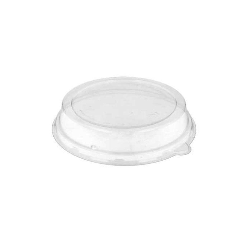 Couvercle transparent PET 20.5x3,7 cm pour bol 37108 - par 50