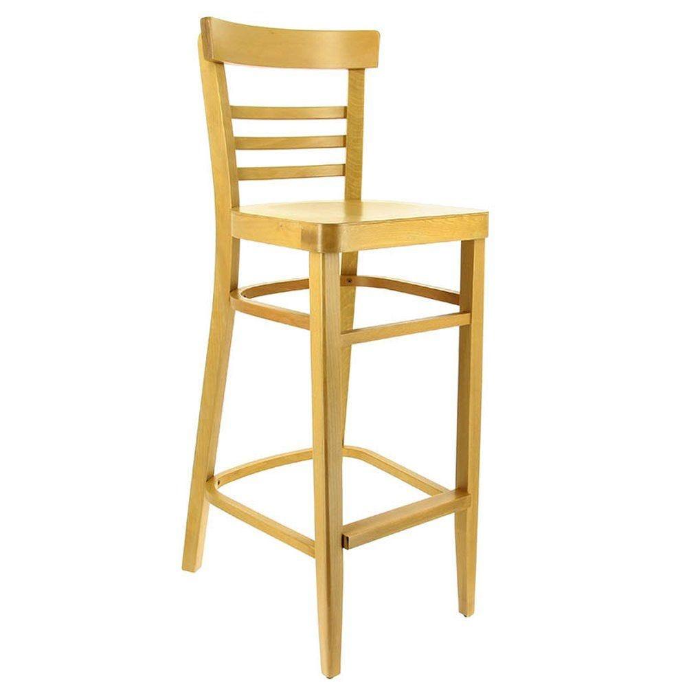 Chaise haute boston naturel