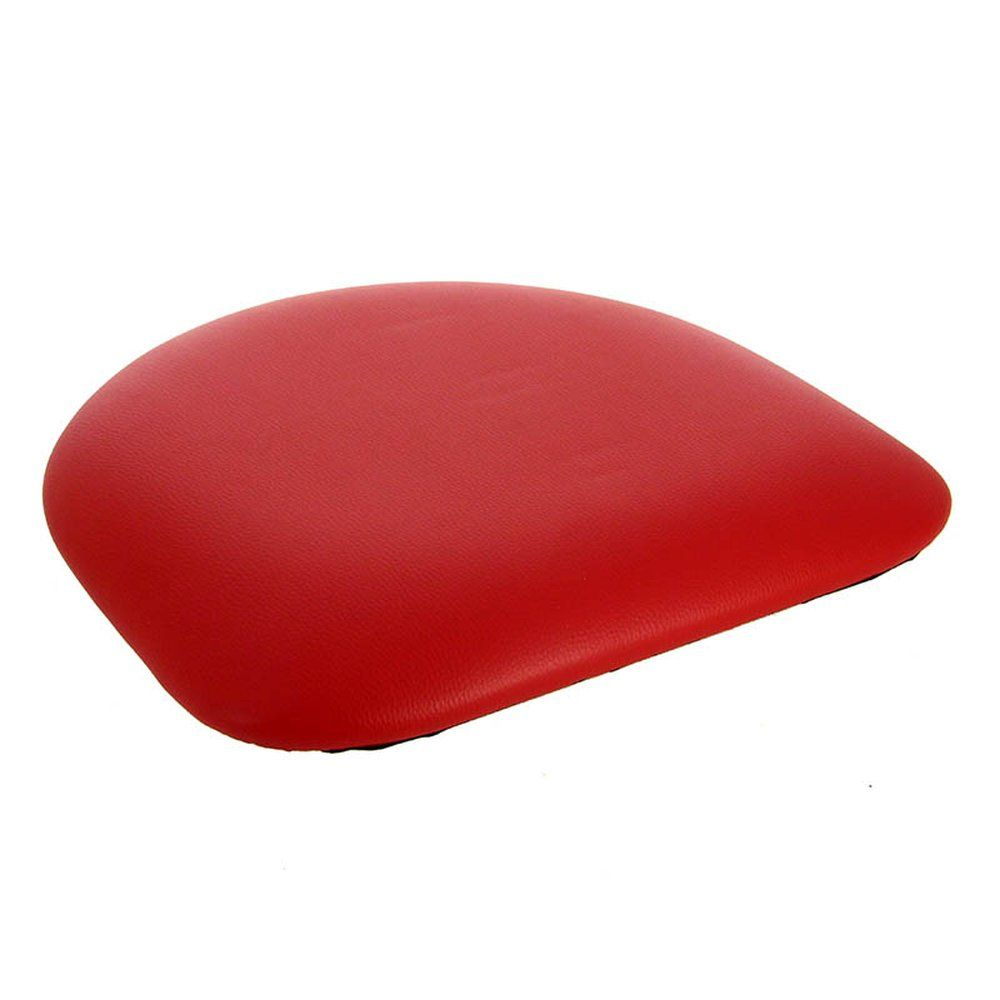Assise simili rouge pour chaise colisee