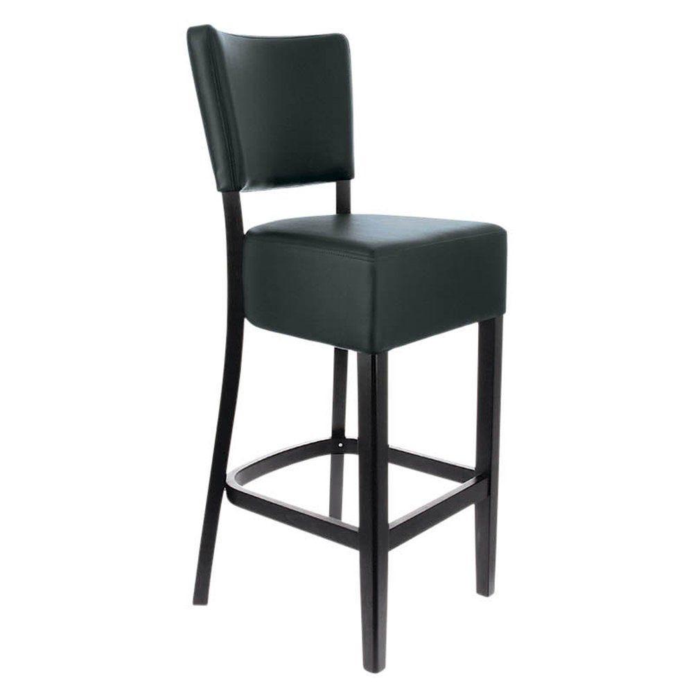 Chaise haute amsterdam noir