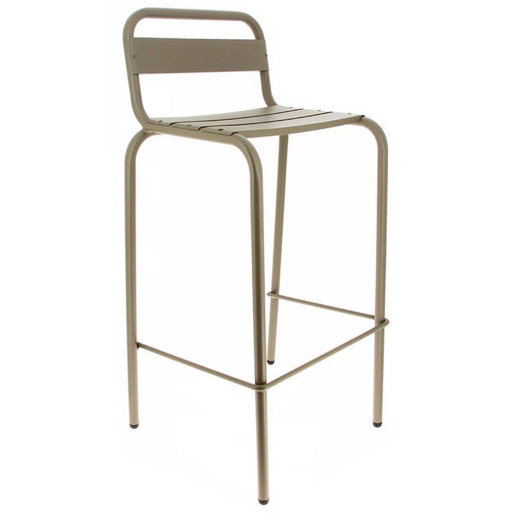 Chaise haute avignon taupe