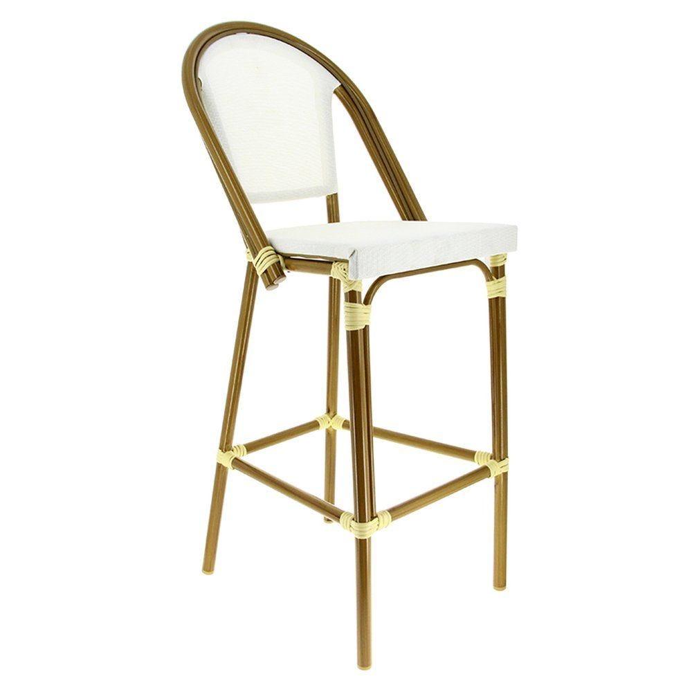 Chaise haute biarritz ecru