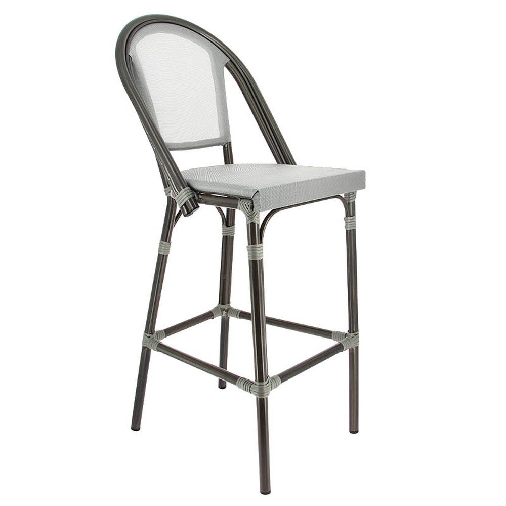 Chaise haute biarritz gris