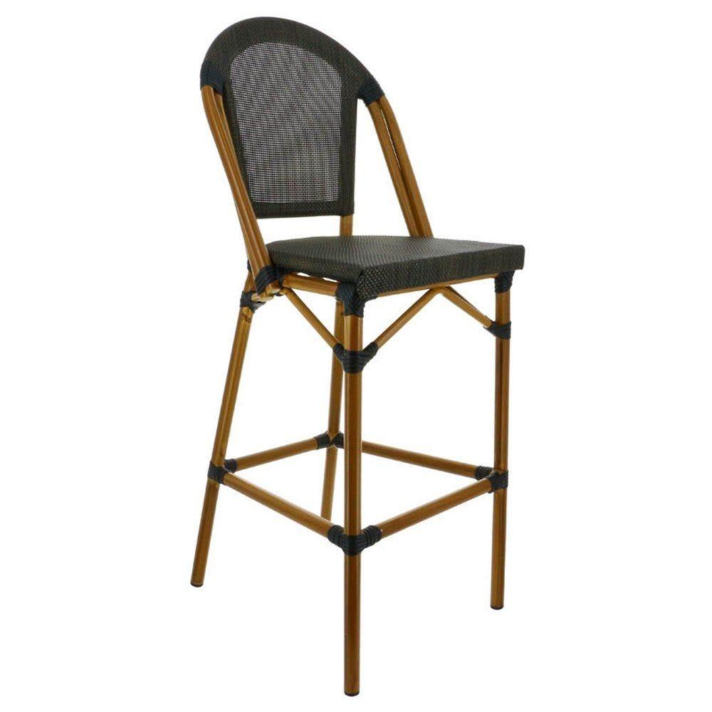 Chaise haute biarritz bronze