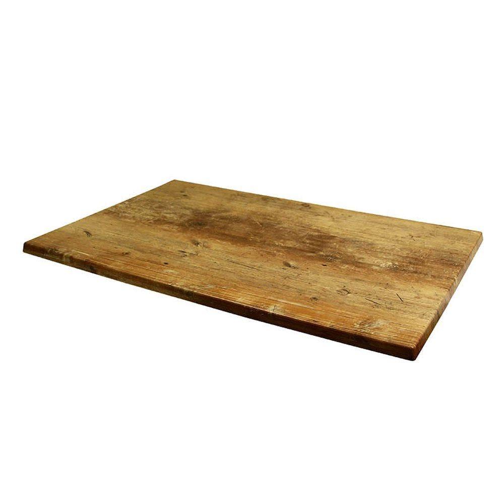 Plateau de table werzalit 110x70cm findus