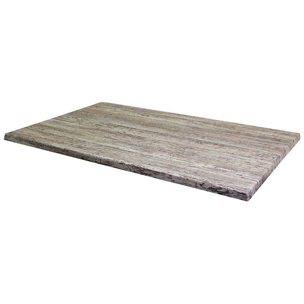 Plateau de table werzalit 110x70cm Montpellier