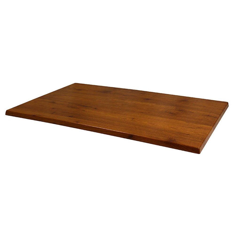 Plateau de table werzalit 110x70cm pin