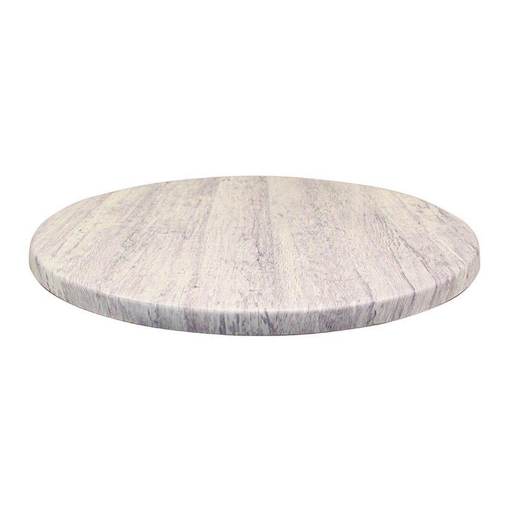 Plateau de table topalit Ø60cm vintage