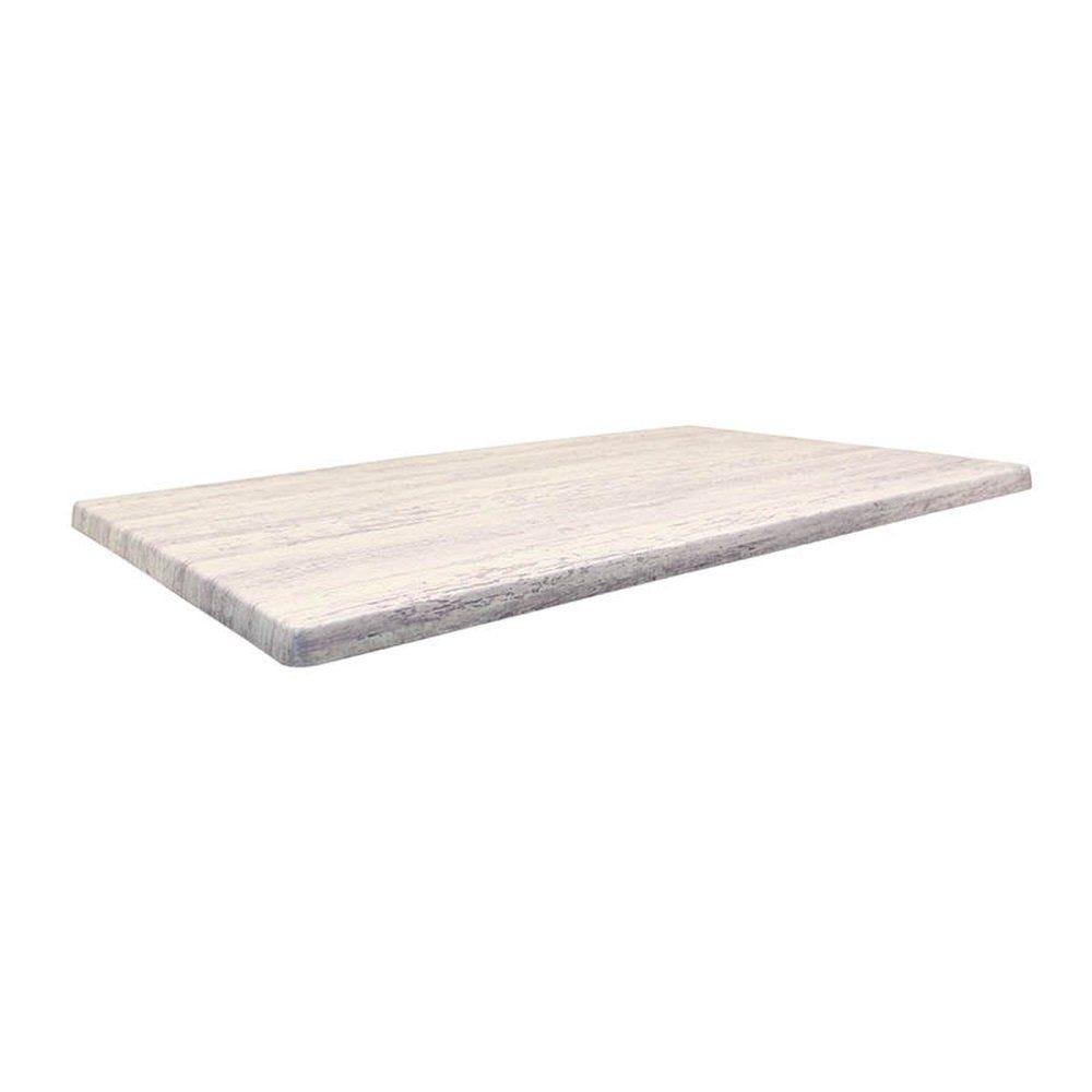 Plateau de table topalit 110x70cm vintage