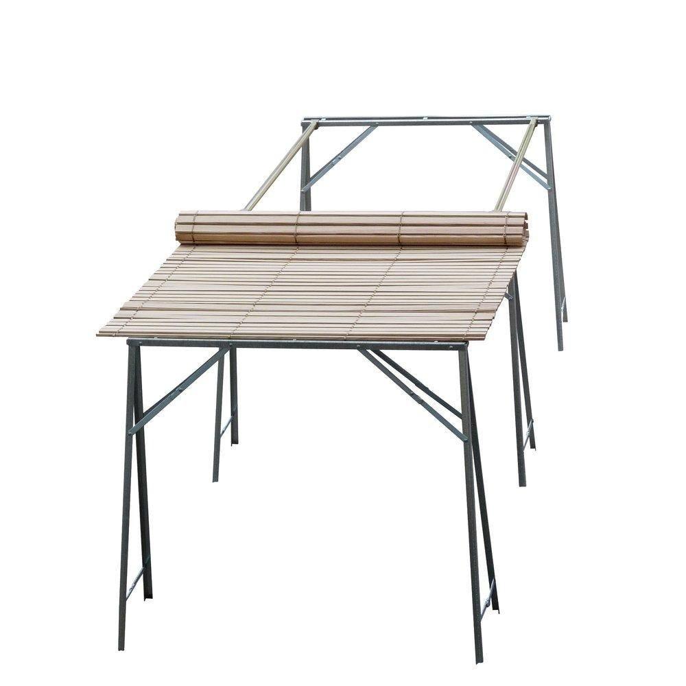 Table lit de camp alu 200x70cm