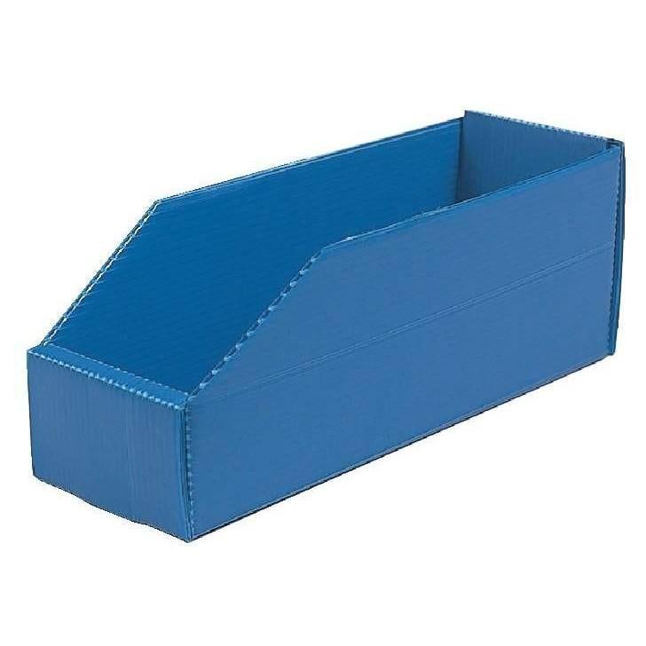 Bacs à bec 2 L bleu x 6 (photo)