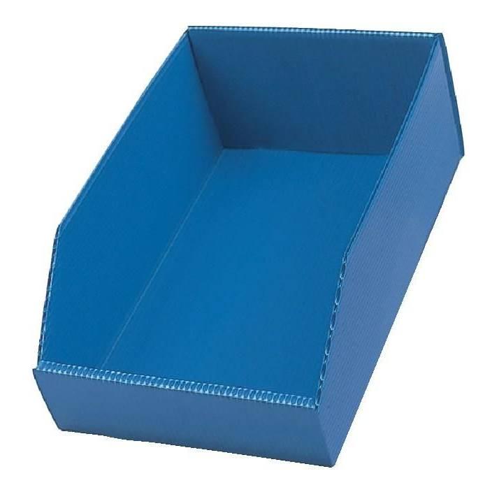 Bacs à bec bec 4,3 L bleu x 6 piable (photo)