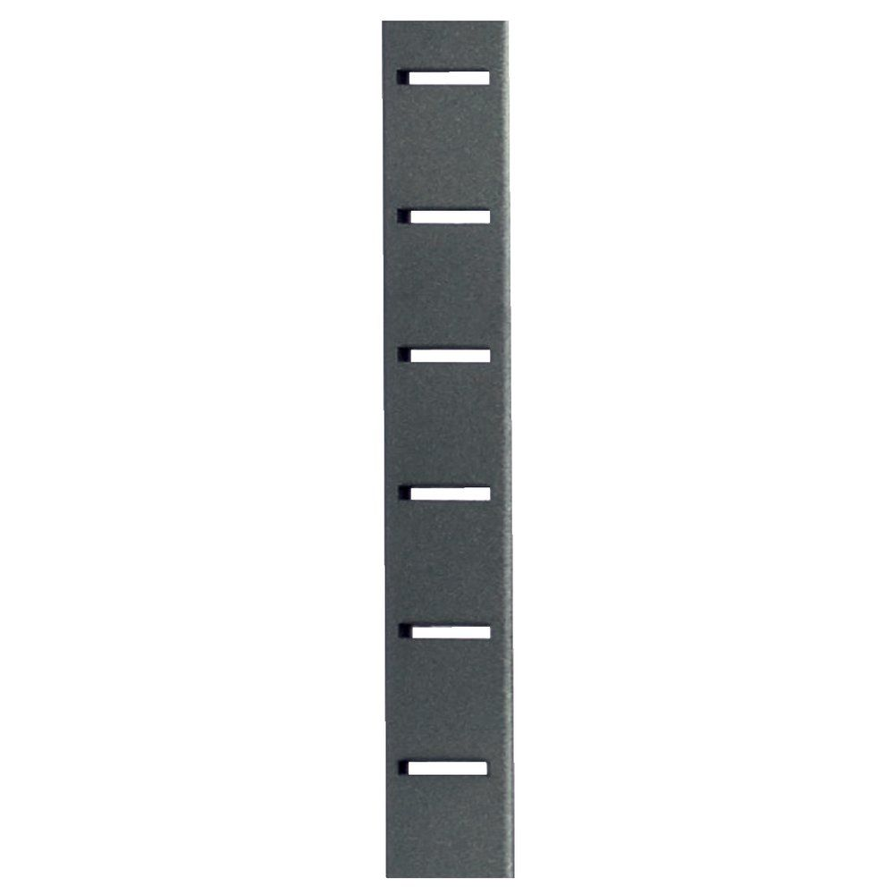 Montant Zetawall gris  anthracite - 240 cm (photo)