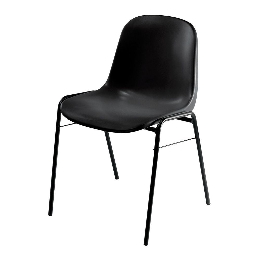 Chaise Béta noir (photo)