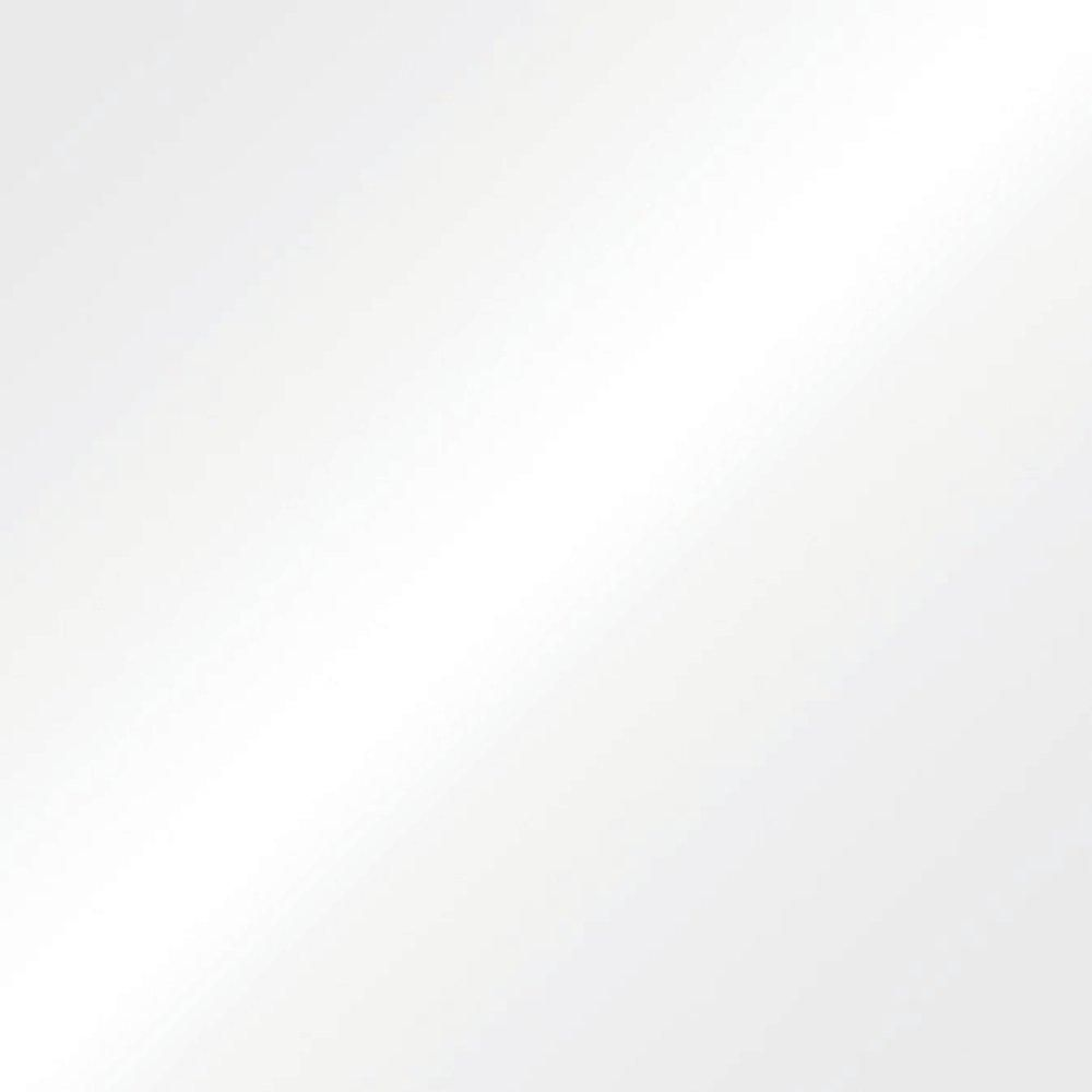 Façade Banko blanc brillant 545 x 402 mm (photo)